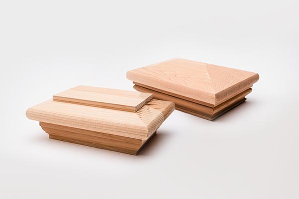 High Quality Wood Post Caps