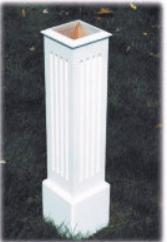 IPC Image - Fluted Post Sleeve