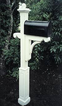 elegant-mailbox-post