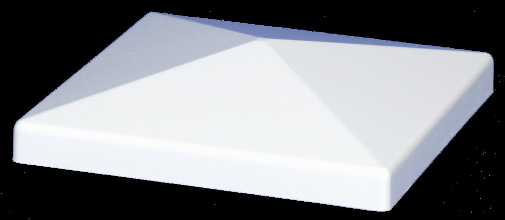 vinyl-square-flat-post-cap