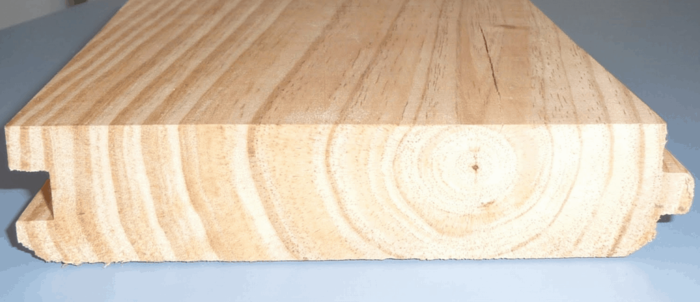 Flooring Tongue Groove Southern Yellow Pine Island Post Cap
