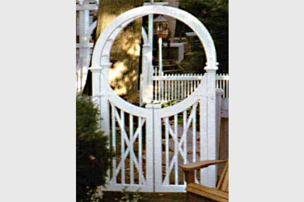 Outdoor Garden Gates