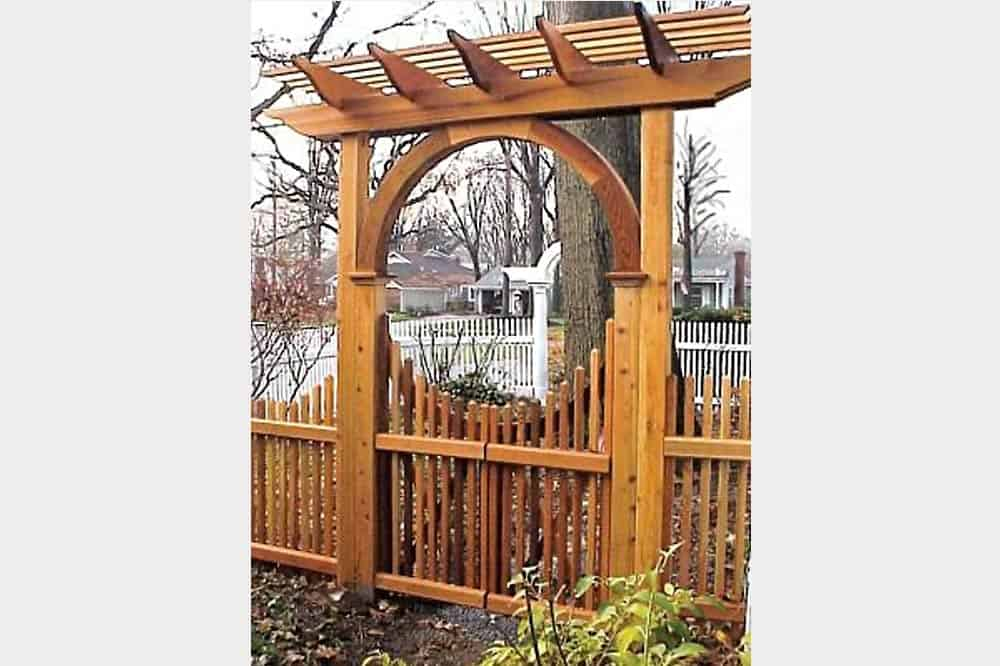Outdoor Garden Pergola