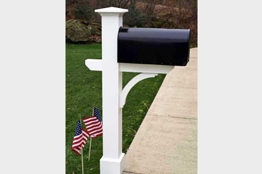 Outdoor Garden Posts