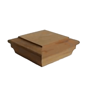 IPE Hardwood - Plateau Post Cap